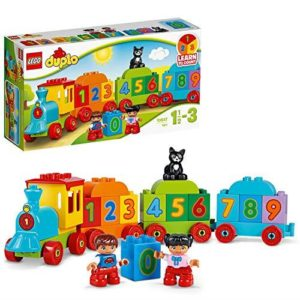 Lego Duplo My First Numbers Trsain Learn To Count Toy Playset LEGO