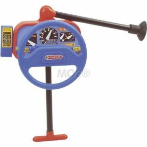 Casdon Little Driver Backseat Driver Toy Driving Wheel Playset