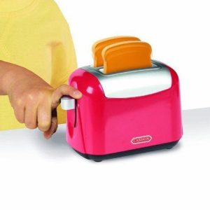Casdon Morphy Richards Childrens Little Cook Toaster Toy Playset Age 3+