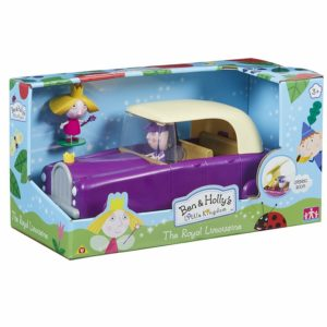 Ben & Holly's Little Kingdom Royal Limousine Playset Toy & Figures