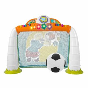 Chicco Goal League Interactive Football Net Toy Playset Childrens Game Foot Ball