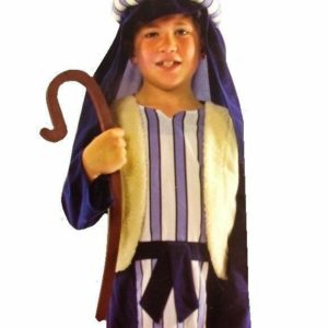 Childrens Boys Joseph Christmas Nativity Play Fancy Dress Outfit Costume 5-7Y