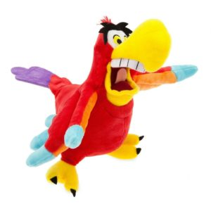 Disney Aladdin Iago Parrot Small 34cm Soft Plush Toy Doll