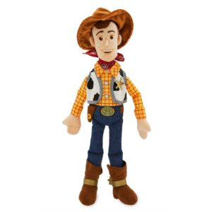 Disney Toy Story 4 Woody Medium Soft Plush Toy 45cm