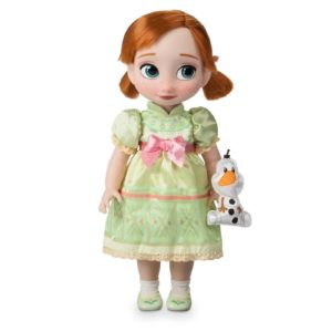 Disney Frozen Anna Animator Collection Doll 39cm Tall