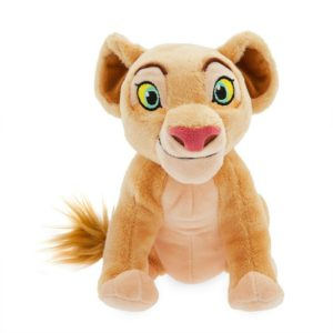 Disney The Lion King Nala Mini Bean Bag Soft Plush Toy 17cm