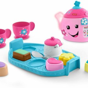 Fisher-Price Laugh and Learn Sweet Manners Tea Toy Playset
