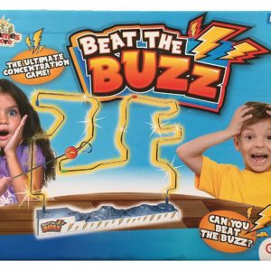 Games Galore Beat The Buzz Ultimate Concentration Game Gift Buzz Wire Toy