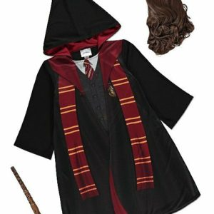George Harry Potter Hermione Granger Gryffindor Fancy Dress Costume Outfit