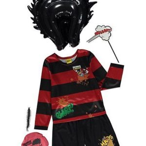 George Dennis the Menace Childrens Boys Fancy Dress Costume Outfit