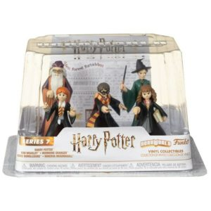 Harry Potter Heroworld Series 7 Set of 5 Action Figures Figure Pack Figurines