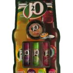 J20 Pack of 4 x 4g Fruity Flavour Lip Balms Balm Gift Set