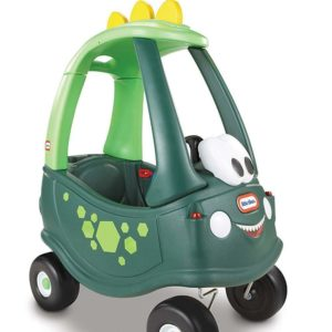 Little Tikes Cozy Coupe Dino Dinosaur Ride On Kids Car Push Along Toy Cosy