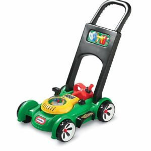 Little Tikes Gas N Go Mower Lawnmower Kids Toy Playset With Sound Age 18m+