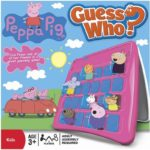 Peppa Pig Childrens Guess Who Classic Guessing Game Toy Age 3+