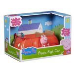 Peppa Pig Small Vehicle Car with Figure Toy Playset 3+