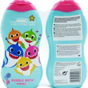 Baby Shark Kids Bubble Bath 400ml Bottle Bubble Bath Kids Bathroom Pinkfong