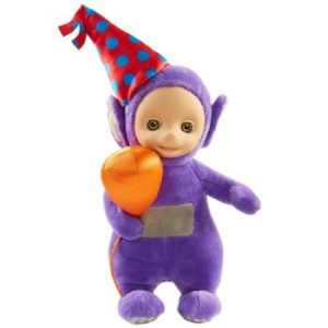 Teletubbies Kids Childrens Party Soft Cuddly Talking Supersoft Plush 20cm