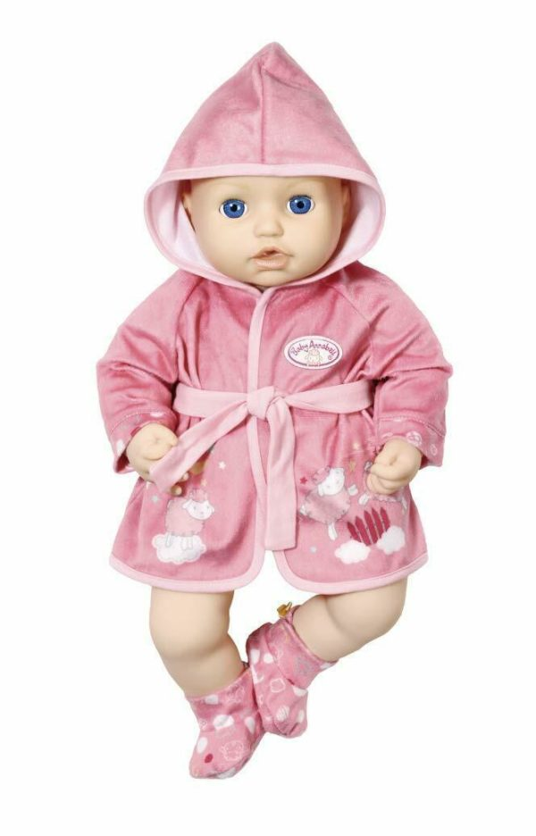 Baby Annabell Sweet Dreams Robe Outfit For 43cm Dolls Zapf ...
