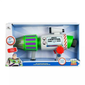 Disney Toy Story Buzz Lightyear Water Blaster Watergun Soaker Toy Playset