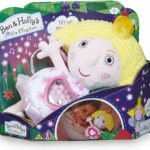 Ben & Holly's Little Kingdom Lullaby Holly Musical Starlight Glow Bedtime Doll
